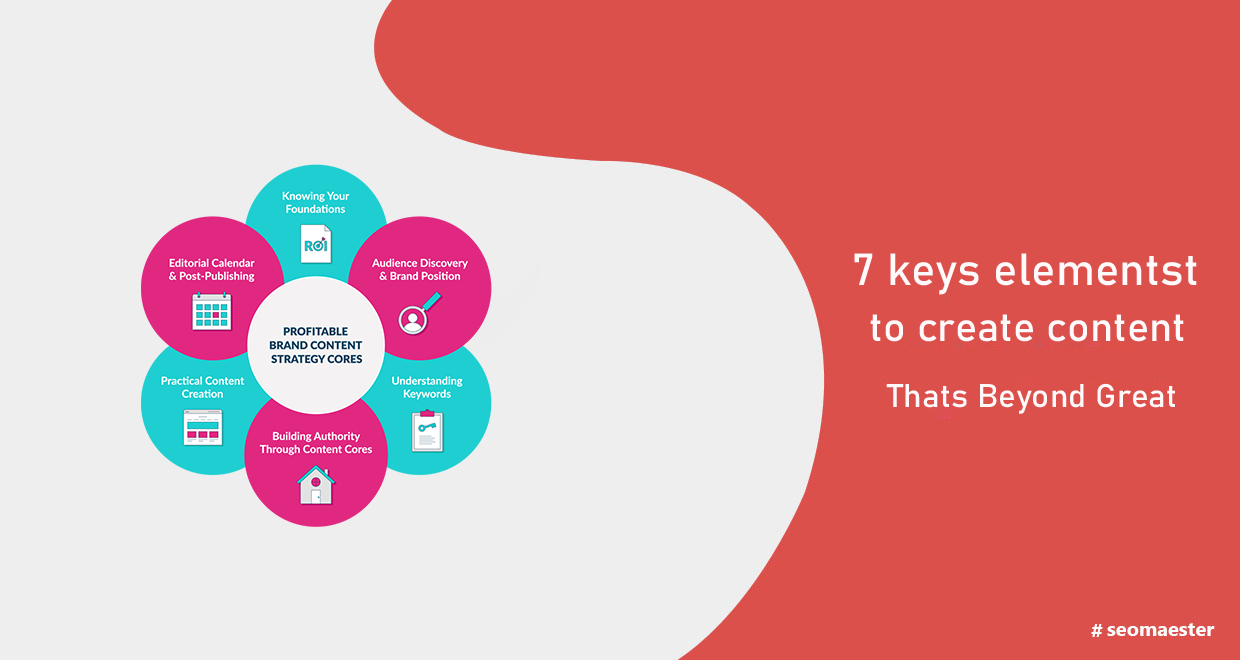 7 Key Elements to Create Content That's Beyond 'Great'