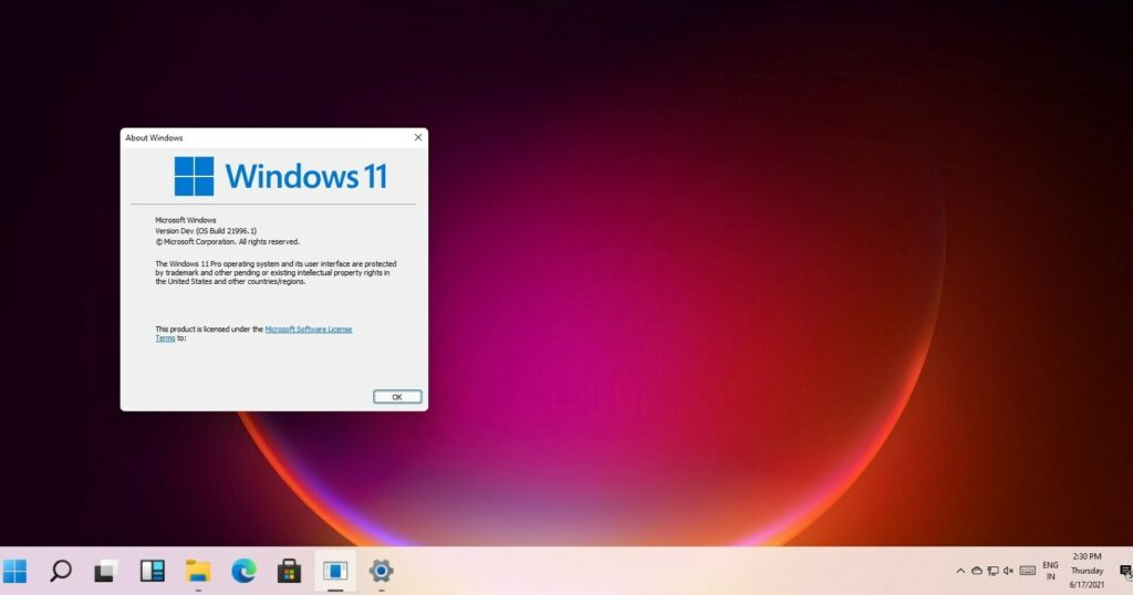 New Features of Windows 11 Operating System For Tablets