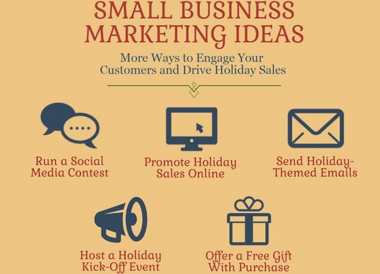 Small Business Ideas For Holiday Season