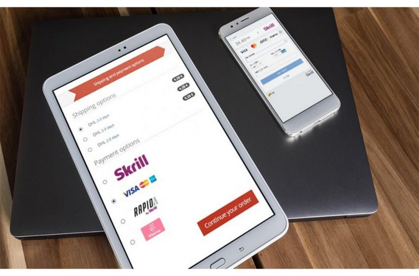 How To Convert Money With Skrill Payment Gateway