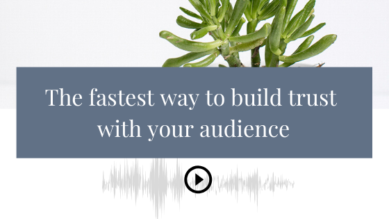 How to Build Trust With Your Audience