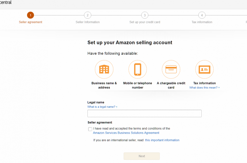 What Are Amazon Seller Accounts?