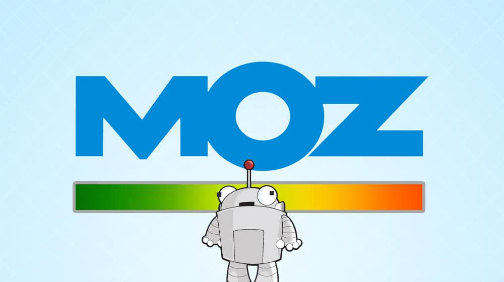 Moz-Spam-Score