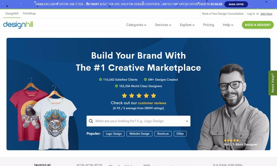 designhill-affiliate-program-website-SEOMaester